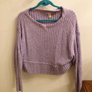 H&M Knit Cropped Sweater